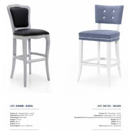 Sevensedie барные стулья - Фото 9