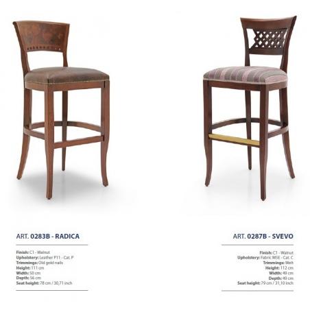 Sevensedie барные стулья - Фото 4
