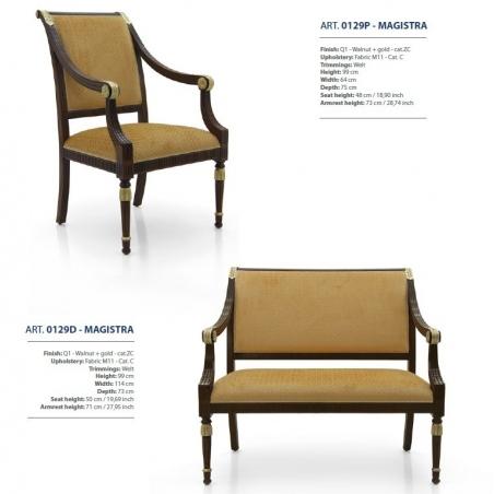 Sevensedie Classico диваны и кресла - Фото 3