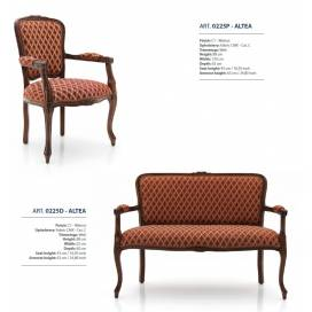 Sevensedie Classico диваны и кресла - Фото 6