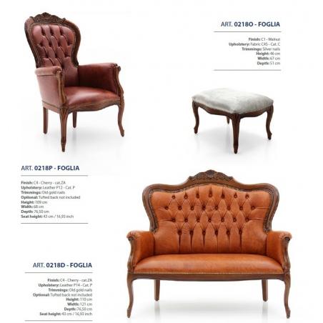 Sevensedie Classico диваны и кресла - Фото 7