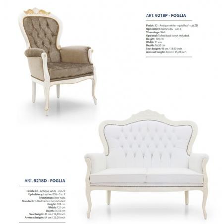 Sevensedie Classico диваны и кресла - Фото 9