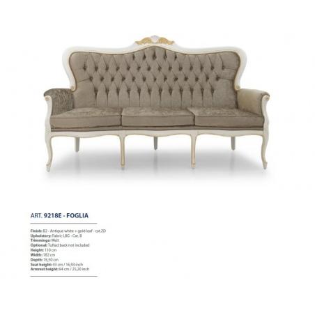 Sevensedie Classico диваны и кресла - Фото 10