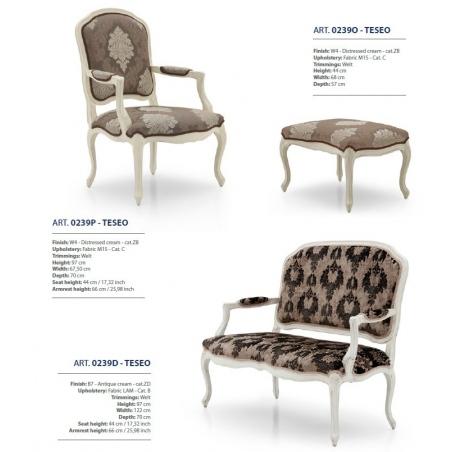 Sevensedie Classico диваны и кресла - Фото 11