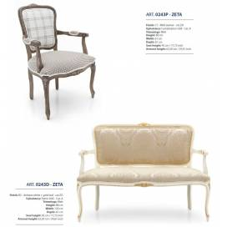 Sevensedie Classico диваны и кресла - Фото 12