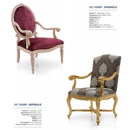 Sevensedie Classico диваны и кресла - Фото 14