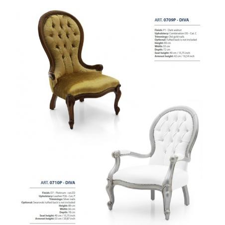 Sevensedie Classico диваны и кресла - Фото 17