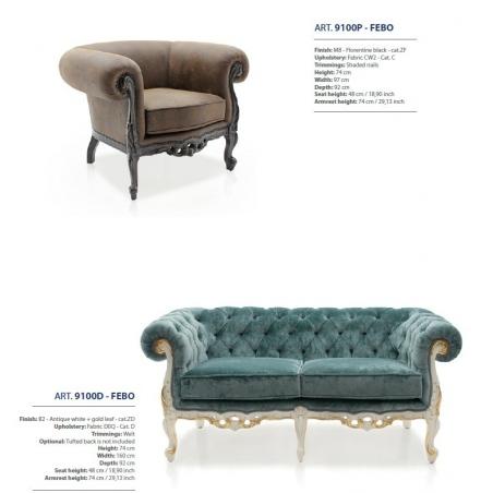 Sevensedie Classico диваны и кресла - Фото 21