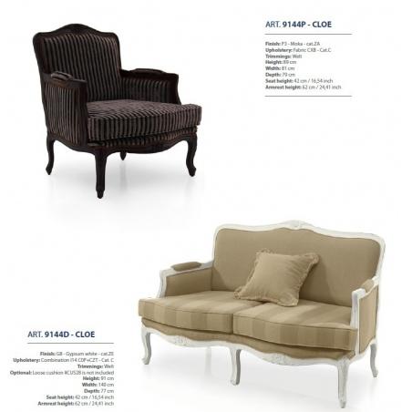 Sevensedie Classico диваны и кресла - Фото 25