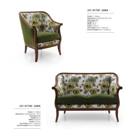 Sevensedie Classico диваны и кресла - Фото 29