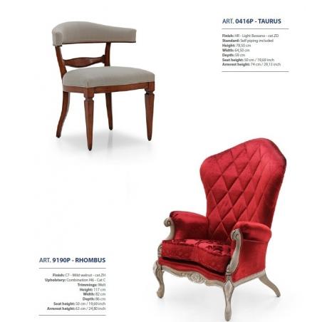 Sevensedie Classico диваны и кресла - Фото 30