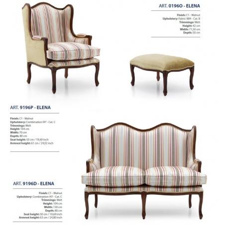 Sevensedie Classico диваны и кресла - Фото 32