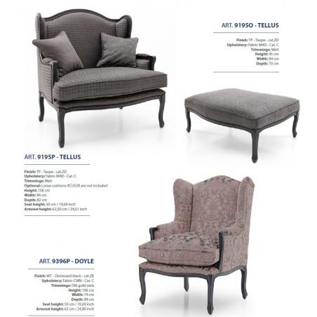 Sevensedie Classico диваны и кресла - Фото 33