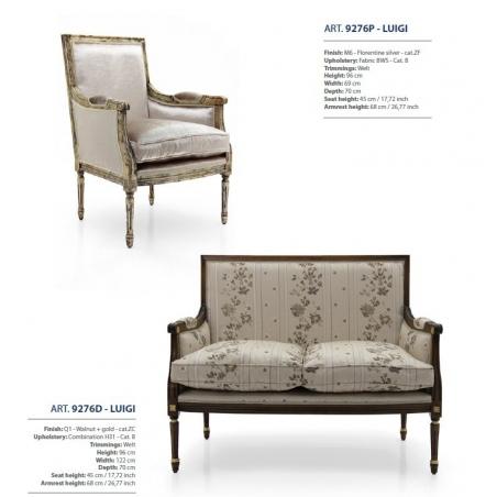 Sevensedie Classico диваны и кресла - Фото 37