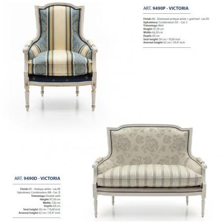 Sevensedie Classico диваны и кресла - Фото 39