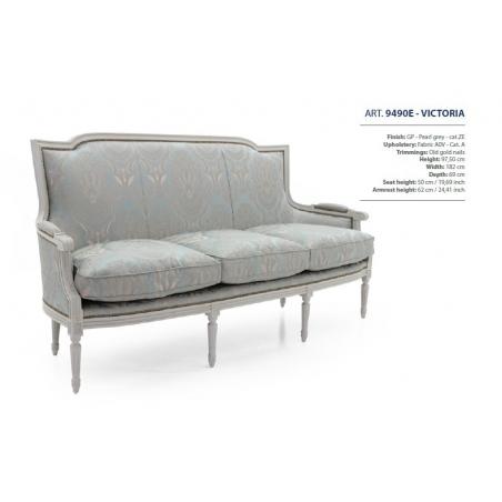 Sevensedie Classico диваны и кресла - Фото 40