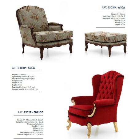 Sevensedie Classico диваны и кресла - Фото 42