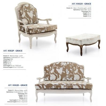 Sevensedie Classico диваны и кресла - Фото 43