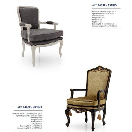 Sevensedie Classico диваны и кресла - Фото 44