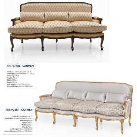 Sevensedie Classico диваны и кресла - Фото 46