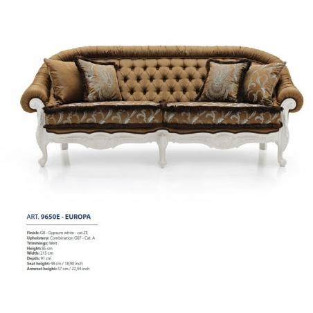 Sevensedie Classico диваны и кресла - Фото 48