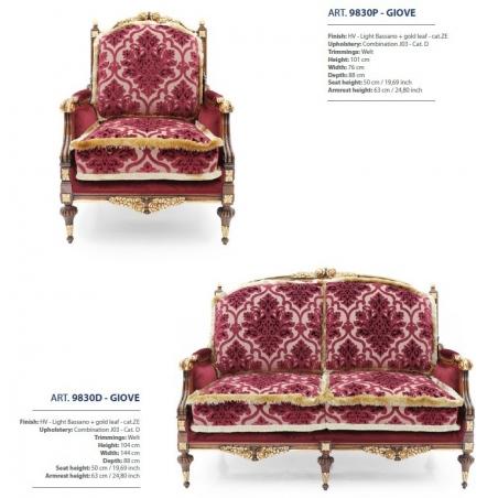 Sevensedie Classico диваны и кресла - Фото 49