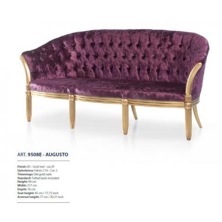 Sevensedie Classico диваны и кресла - Фото 52