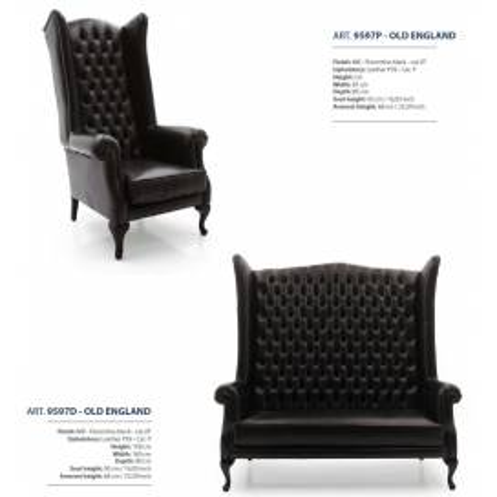 Sevensedie Classico диваны и кресла - Фото 54