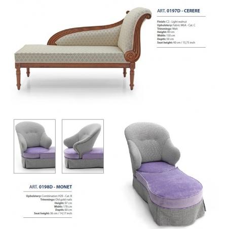 Sevensedie Classico диваны и кресла - Фото 55