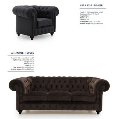 Sevensedie Classico диваны и кресла - Фото 58
