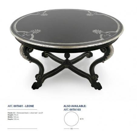 Sevensedie Classico обеденные столы - Фото 4