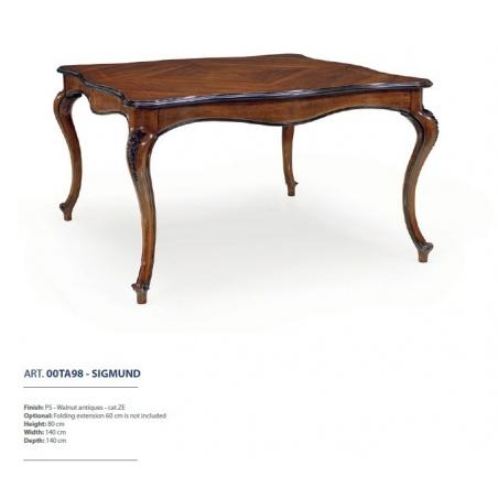 Sevensedie Classico обеденные столы - Фото 5
