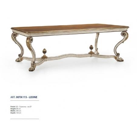 Sevensedie Classico обеденные столы - Фото 8