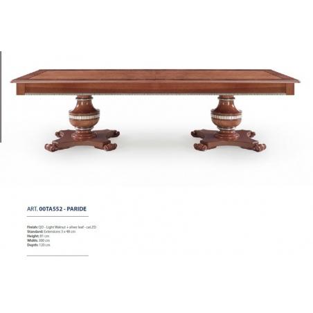 Sevensedie Classico обеденные столы - Фото 11