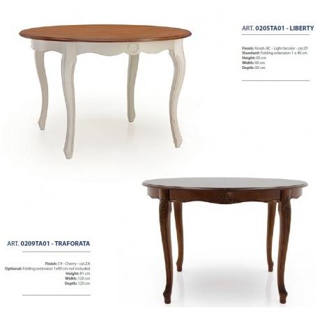 Sevensedie Classico обеденные столы - Фото 16