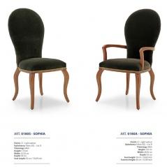 Sevensedie Contemporaneo стулья и полукресла