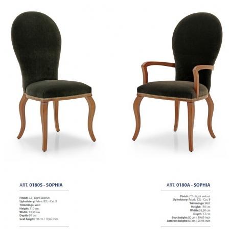 Sevensedie Contemporaneo стулья и полукресла - Фото 1