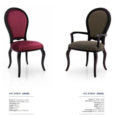 Sevensedie Contemporaneo стулья и полукресла - Фото 2