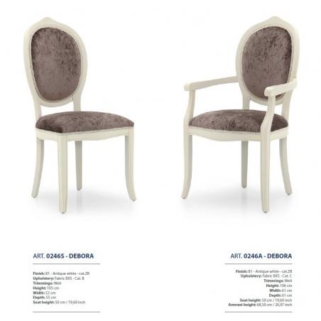 Sevensedie Contemporaneo стулья и полукресла - Фото 3