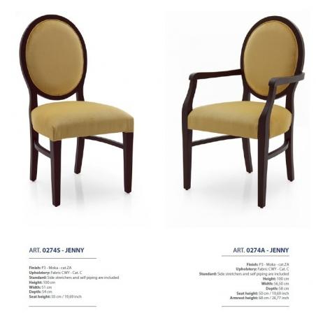 Sevensedie Contemporaneo стулья и полукресла - Фото 4
