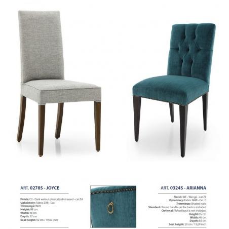 Sevensedie Contemporaneo стулья и полукресла - Фото 6
