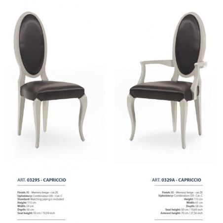 Sevensedie Contemporaneo стулья и полукресла - Фото 8