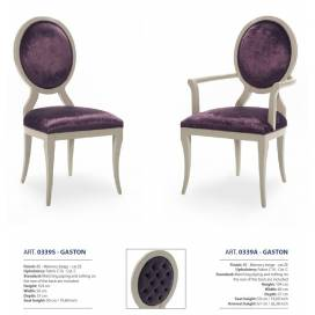 Sevensedie Contemporaneo стулья и полукресла - Фото 9