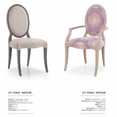 Sevensedie Contemporaneo стулья и полукресла - Фото 10