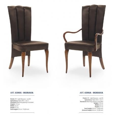 Sevensedie Contemporaneo стулья и полукресла - Фото 11