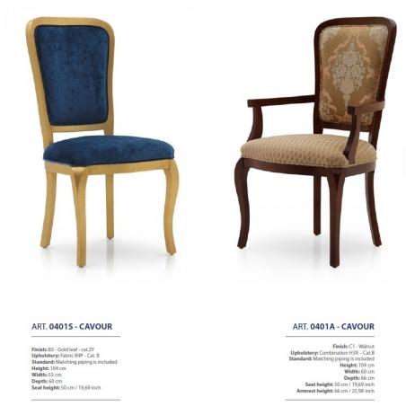 Sevensedie Contemporaneo стулья и полукресла - Фото 12