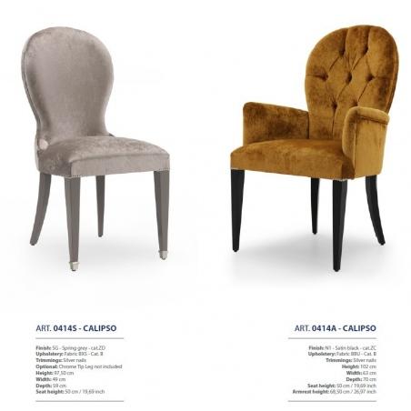 Sevensedie Contemporaneo стулья и полукресла - Фото 14