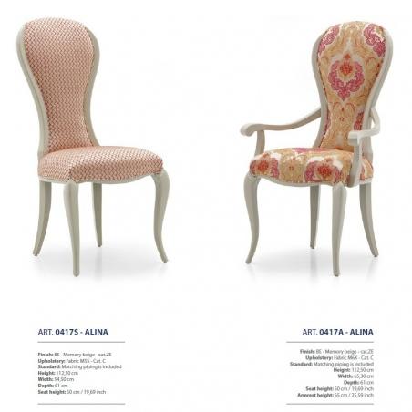 Sevensedie Contemporaneo стулья и полукресла - Фото 15