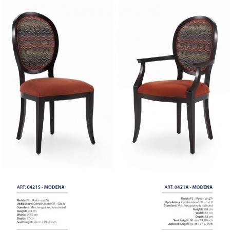Sevensedie Contemporaneo стулья и полукресла - Фото 16
