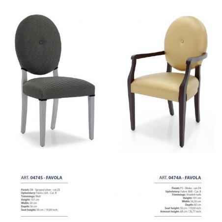 Sevensedie Contemporaneo стулья и полукресла - Фото 18